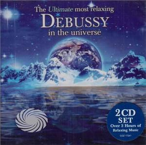 V/A - Ultimate Most Relaxing Debussy In The Universe - CD - thumb - MediaWorld.it
