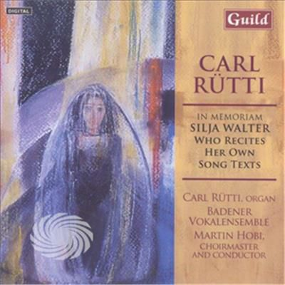 Walter,S. - Carl Rutti-In Memoriam Silja Walter - CD - thumb - MediaWorld.it
