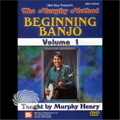 Henry, Murphy-Beginning Banjo 1 - DVD - thumb - MediaWorld.it