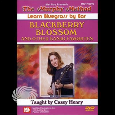 Henry, Casey-Blackberry Blossom & O - DVD - thumb - MediaWorld.it