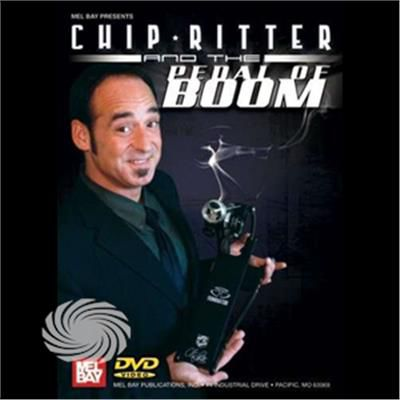 Chip Ritter-Chip Ritter & The Pedal - DVD - thumb - MediaWorld.it