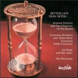 V/A - Better Late Than Never - CD - MediaWorld.it