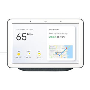 GOOGLE Nest Hub Carbon - MediaWorld.it