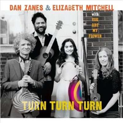 Zanes,Dan & Elizabeth Mitchell - Turn Turn Turn - CD - thumb - MediaWorld.it
