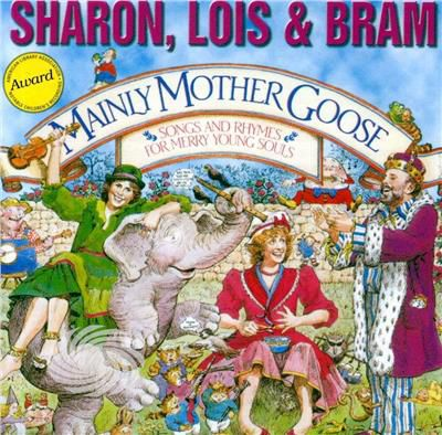 Sharon,Lois & Bram - Mainly Mother Goose - CD - thumb - MediaWorld.it
