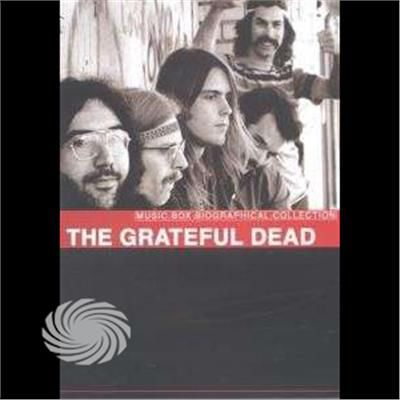 Grateful Dead-Music Box Biographica - DVD - thumb - MediaWorld.it