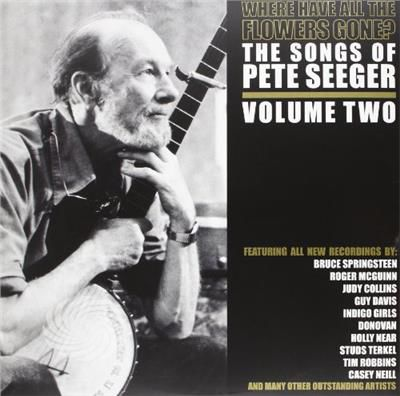 Seeger,Pete - Where Have All The Flowers Gone Pt. 2 - Vinile - thumb - MediaWorld.it