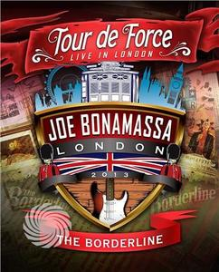 BONAMASSA JOE - TDF - BORDERLINE - POWER TRIO - DVD - thumb - MediaWorld.it