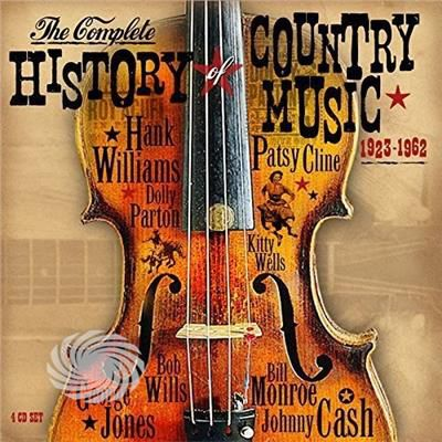 V/A - Complete History Of Country Music 1923-1962 - CD - thumb - MediaWorld.it