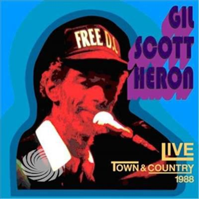 Scott-Heron,Gil - Live At The Town & Country 1988 - CD - thumb - MediaWorld.it