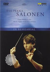 ESA-PEKKA SALONEN - IN REHEARSAL - DVD - thumb - MediaWorld.it