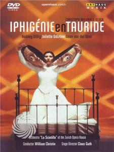 Christoph Willibald Gluck - Iphigénie en Tauride - DVD - thumb - MediaWorld.it