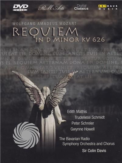 Wolfgang Amadeus Mozart - Requiem in D minor KV 626 - DVD - thumb - MediaWorld.it