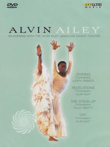 Alvin Ailey - An evening with the Alvin Ailey american dance theater - DVD - thumb - MediaWorld.it