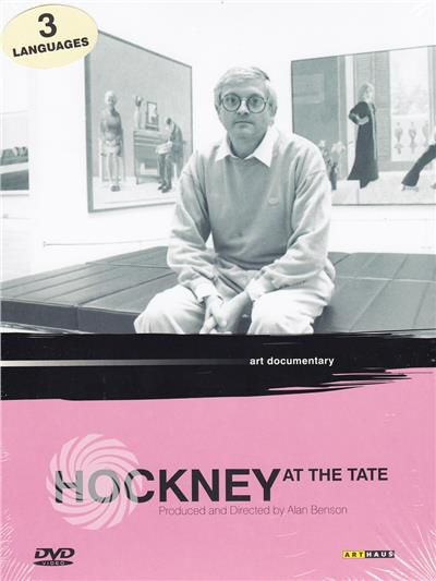 David Hockney - Hockney at the tate - DVD - thumb - MediaWorld.it