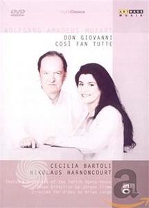 Wolfgang Amadeus Mozart - Don Giovanni / Così fan tutte - DVD - thumb - MediaWorld.it