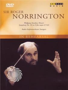 Sir Roger Norrington - In rehearsal - DVD - thumb - MediaWorld.it