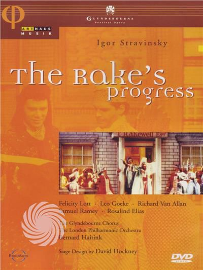 Igor Stravinsky - The Rake's progress - DVD - thumb - MediaWorld.it