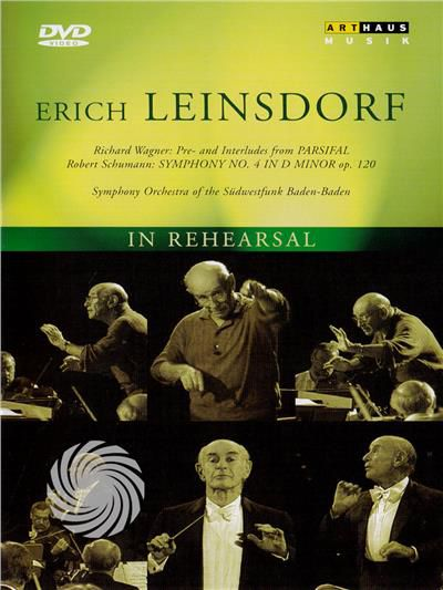 ERICH LEINSDORF - EN REPETITIONS - DVD - thumb - MediaWorld.it