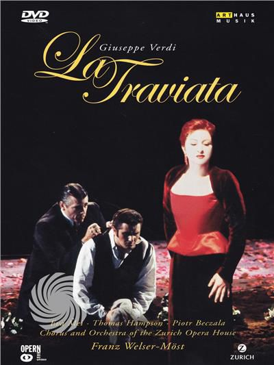 Giuseppe Verdi - La Traviata - DVD - thumb - MediaWorld.it