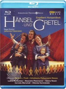 Engelbert Humperdinck - Hansel und Gretel - Blu-Ray - thumb - MediaWorld.it