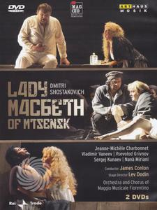 Dmitri Shostakovich - Lady Macbeth of mtsensk - DVD - thumb - MediaWorld.it