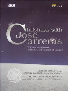 Christmas with Josè Carreras - DVD - thumb - MediaWorld.it