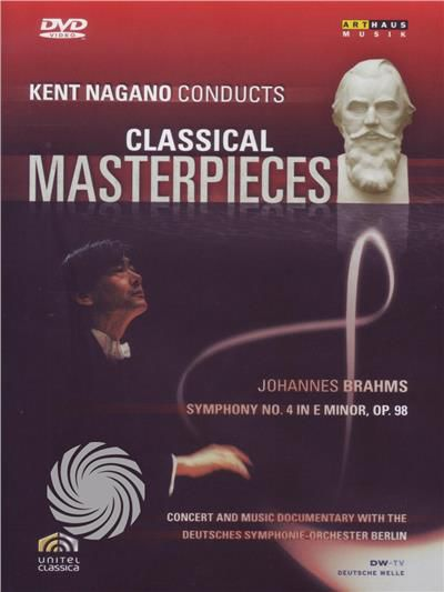 Kent Nagano conducts classical masterpieces - Johannes Brahms - DVD - thumb - MediaWorld.it