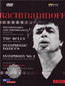 Sergei Rachmaninov - The Bells - Symphonic dances - Symphony no. 2 - DVD - thumb - MediaWorld.it
