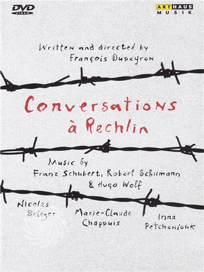 François Dupeyron - Conversations à Rechlin - DVD - thumb - MediaWorld.it