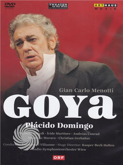 Gian Carlo Menotti - Goya - DVD - thumb - MediaWorld.it