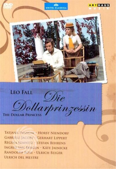FALL LEO - THE DOLLAR PRINCESS (DIE DOLLARPRINZESS - DVD - thumb - MediaWorld.it