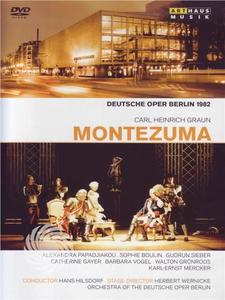 Carl Heinrich Graun - Montezuma - DVD - thumb - MediaWorld.it