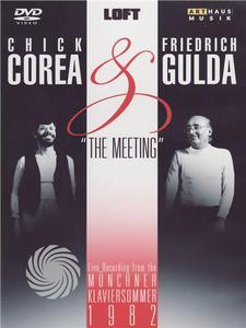 Chick Corea & Friedrich Gulda - The meeting - Live in Munchen - DVD - thumb - MediaWorld.it