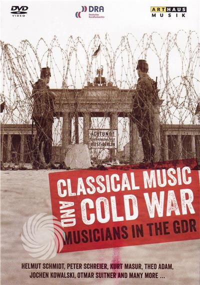 Classical music and cold war - Musicians in the GDR - DVD - thumb - MediaWorld.it