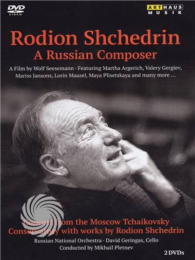 Rodion Shchedrin - A Russian composer - DVD - thumb - MediaWorld.it