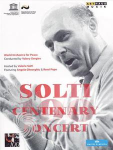 World Orchestra for Peace, Alumni of the Georg Solti Accademia and Solti Foundation US, Valery Gergiev, Angela Gheorghiu,... - thumb - MediaWorld.it