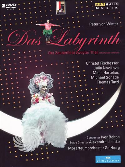 Peter von Winter - Das Labyrinth - Der Zauberflöte zweyter Theil - DVD - thumb - MediaWorld.it