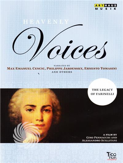 Heavenly voices - The legacy of Farinelli - DVD - thumb - MediaWorld.it