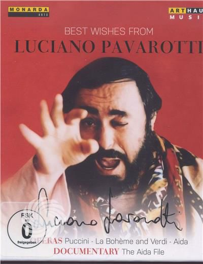 GIACOMO PUCCINI-LA BOHEME - BEST WISHES FROM PAVAROTTI, 80TH BIRTHDAY EDITION 2015 - Blu-Ray - thumb - MediaWorld.it