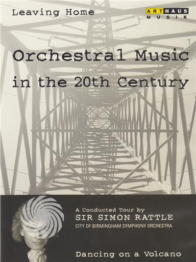 Orchestral music in the 20th century - Dancing on a volcano - DVD - thumb - MediaWorld.it