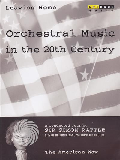 Orchestral music in the 20th century - The american way - DVD - thumb - MediaWorld.it