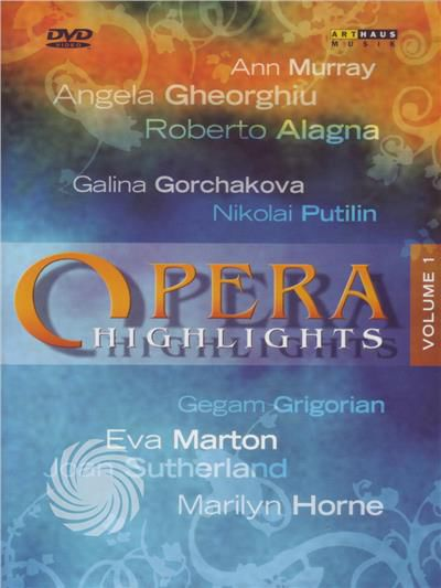 Opera Highlights - DVD - thumb - MediaWorld.it