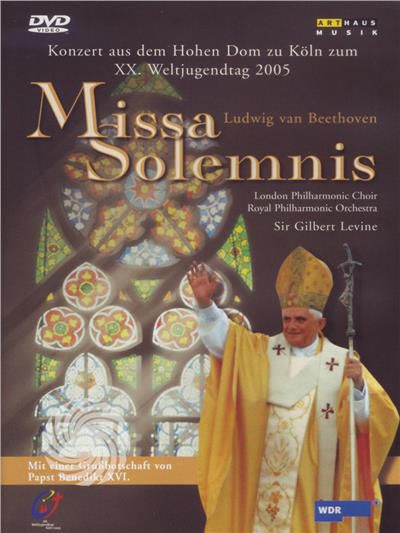 Beethoven - Missa Solemnis - DVD - thumb - MediaWorld.it