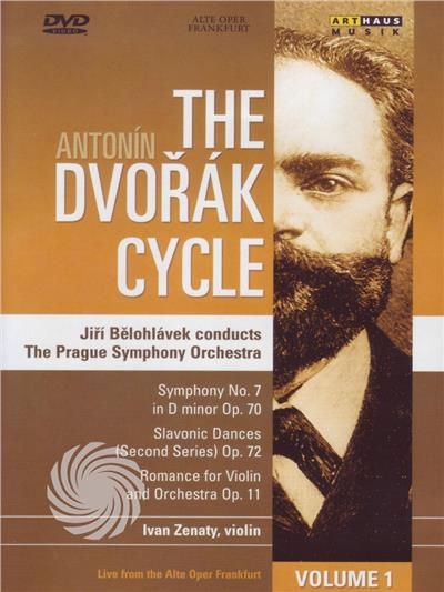The Antonín Dvorák cycle - DVD - thumb - MediaWorld.it