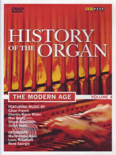 History of the organ - The modern age - Volume 4 - DVD - thumb - MediaWorld.it