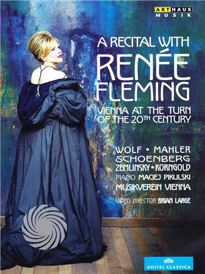 A recital with Renée Fleming - Vienna at the turn of 20th century - DVD - thumb - MediaWorld.it