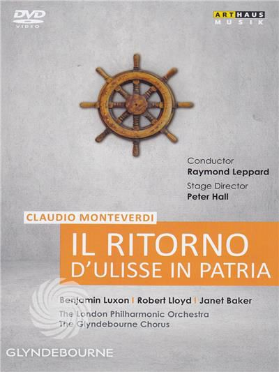 Claudio Monteverdi - Il ritorno di Ulisse in patria - DVD - thumb - MediaWorld.it