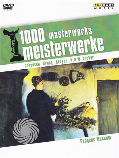 1000 masterworks - Skagens Museum - DVD - thumb - MediaWorld.it