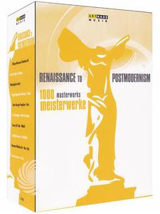 1000 masterworks - Renaissance to Postmodernism - DVD - MediaWorld.it